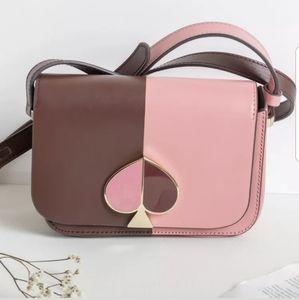 NWT-Kate Spade Nicola Bicolor Small Shoulder Bag